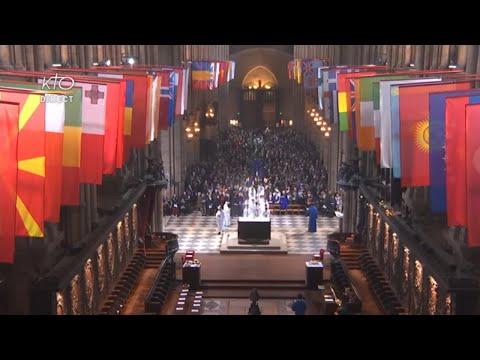 Messe du centenaire de la fin de la Grande Guerre