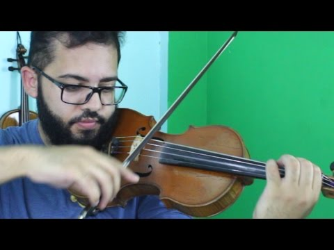 HUNTER x HUNTER | In The Palace - Agitato | Violin Solo
