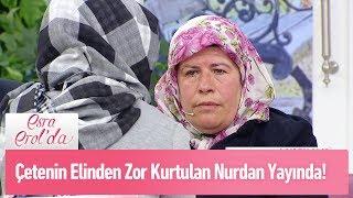 Fuhuş çetesinin elinden kurtuldu  - Esra Erol'da 3 Mayıs 2019
