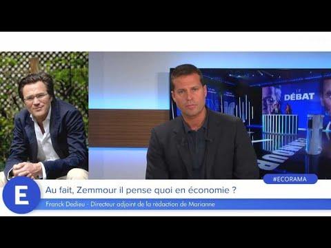Au fait, Zemmour il pense quoi en économie ?