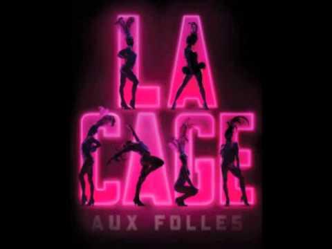 La Cage Aux Folles Broadway Karaoke- Mascara