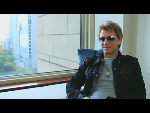 Scott Feinberg Interviews Jon Bon Jovi
