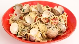 Linguine With Clams & Bacon Recipe - Laura Vitale - Laura In The Kitchen Episode 581