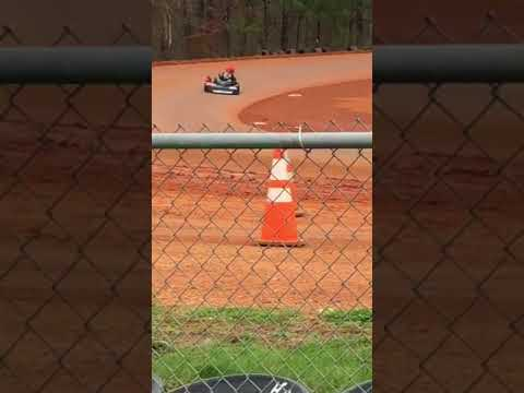 Racing at Dawgwood speedway