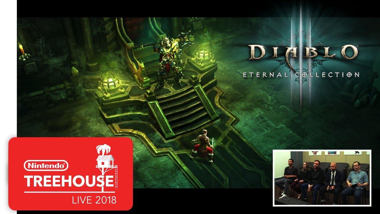 Diablo 3 and Dark Souls bring dark RPG action to the Nintendo Switch