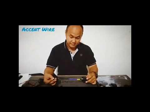 Tutorial Cara Pemasangan Accent Wire di Coil