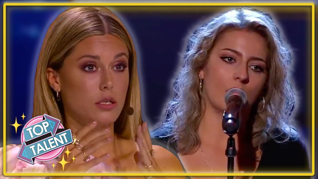 GOLDEN BUZZER | AMAZING French Classic Cover On Sweden's Got Talent 2020! | Top Talent