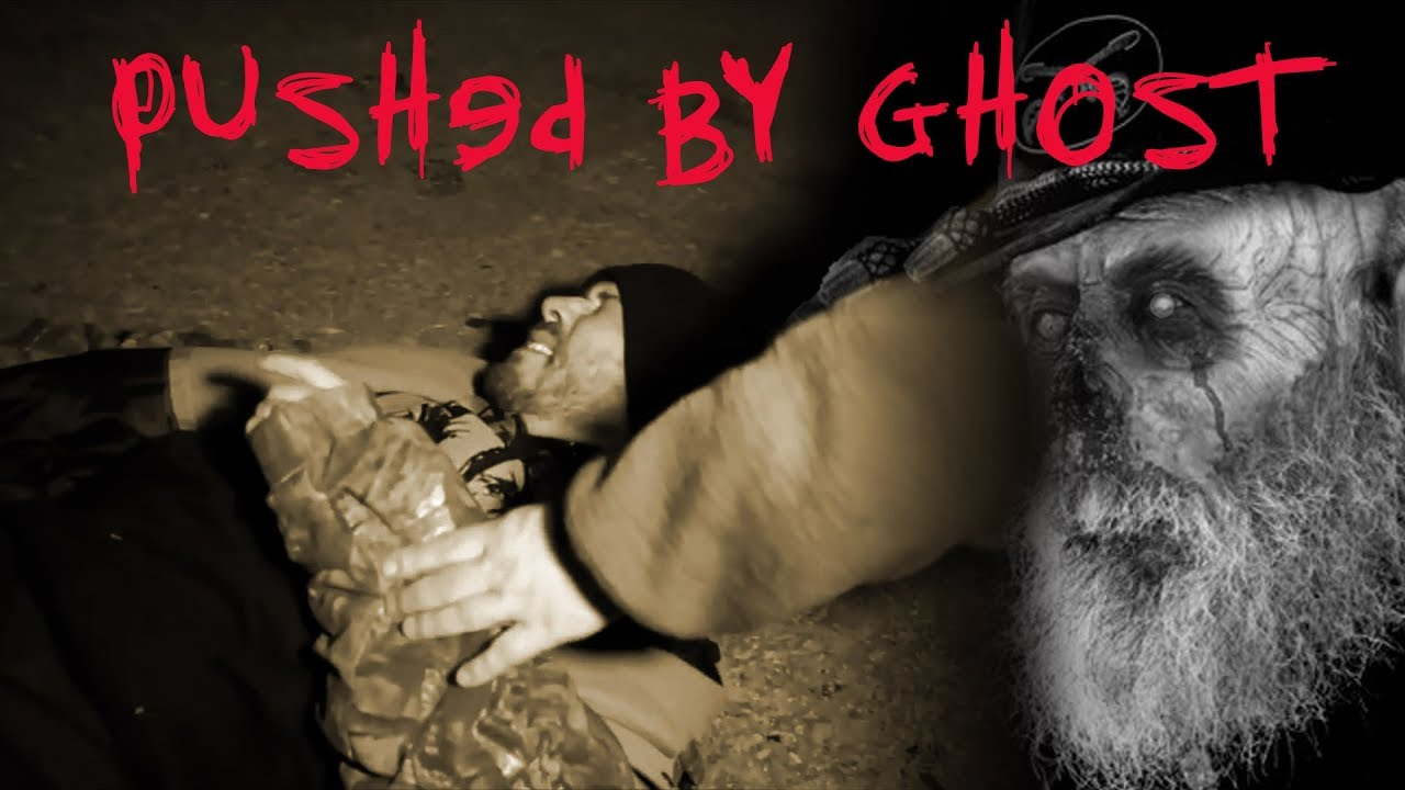 I WAS PUSHED BY A GHOST - HAUNTED GETTYSBURG BATTLEFIELD - 24 HOUR