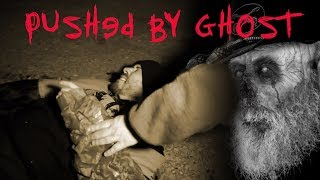 I WAS PUSHED BY A GHOST - HAUNTED GETTYSBURG BATTLEFIELD - 24 HOUR OVERNIGHT CHALLENGE | OmarGoshTV