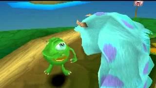 Disney/Pixar Monsters, Inc. Scream Team (Kudos)