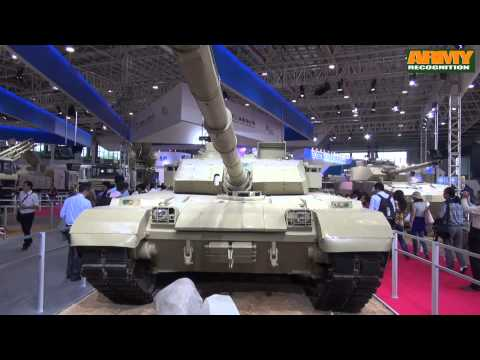 VT4 MBT-3000 main battle tank walkaround details technical data Norinco China Chinese defense indust
