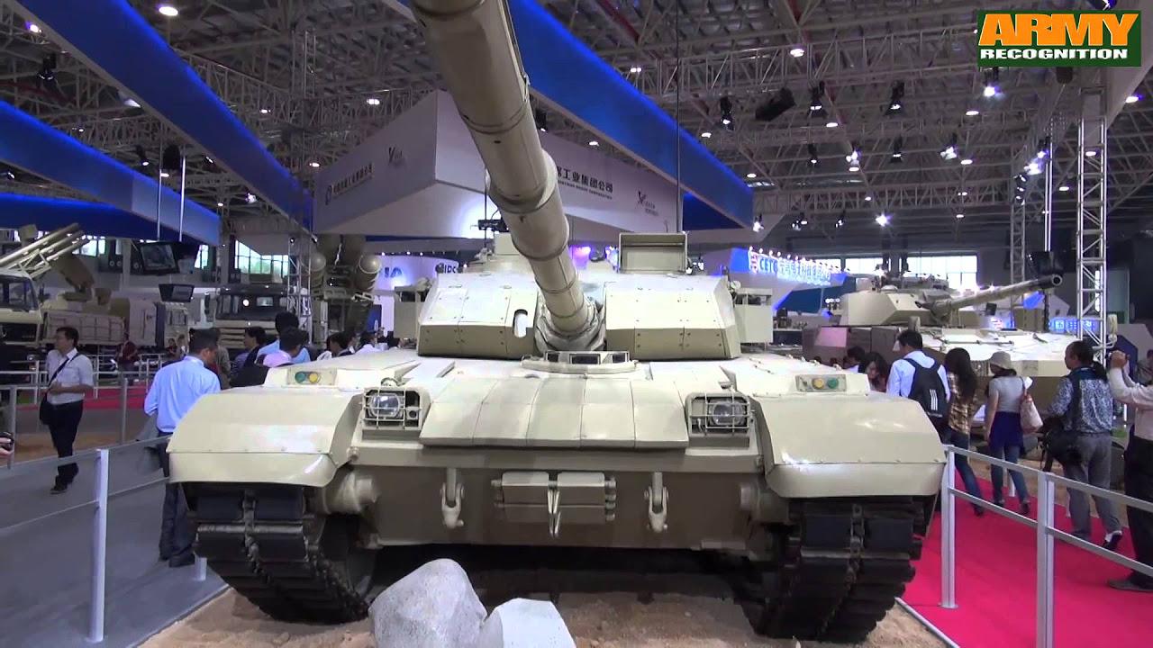 VT-4 (tank) - Wikipedia