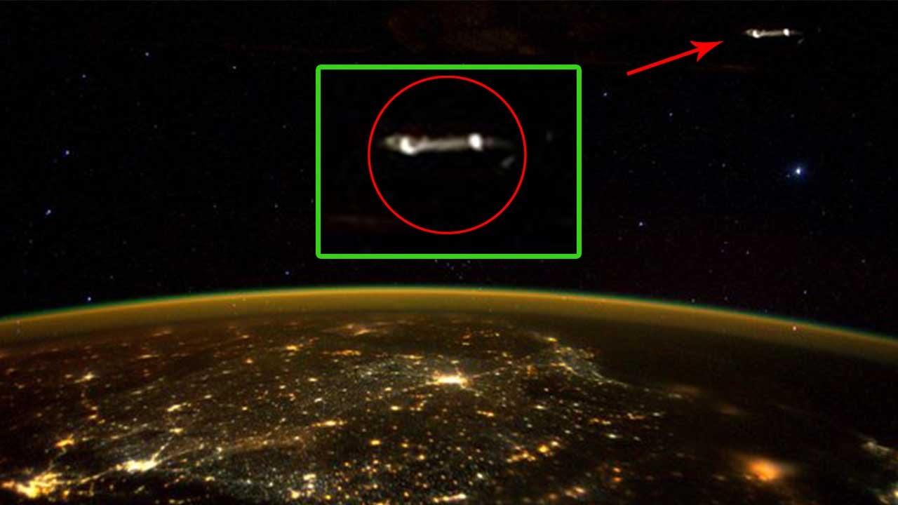 ahve astronauts seen ufos - photo #48