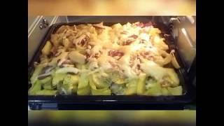 Картофель в духовке по-королевски