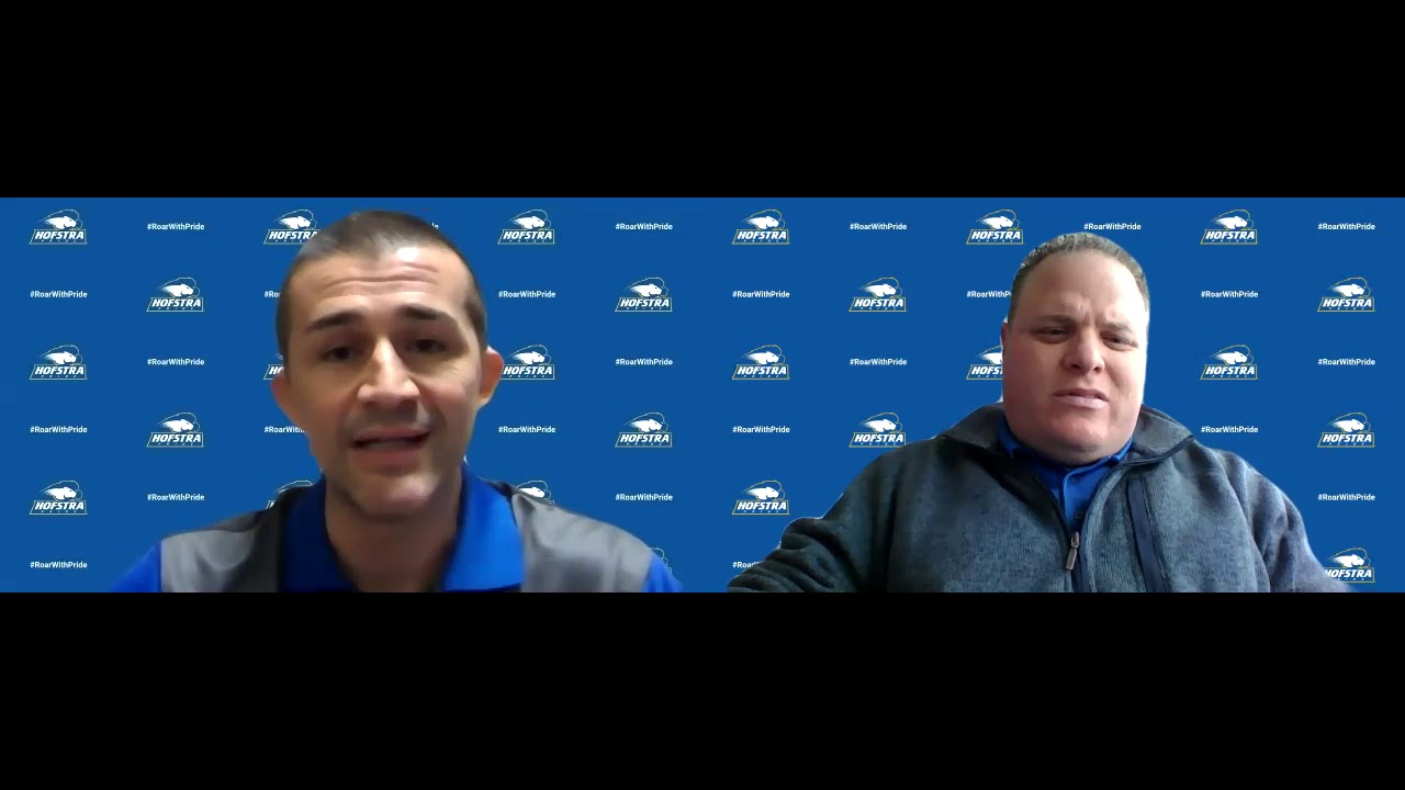 MBB: W.B. Mason Coaches Report with Hofstra Coach Mike Farrelly (12/29/20)