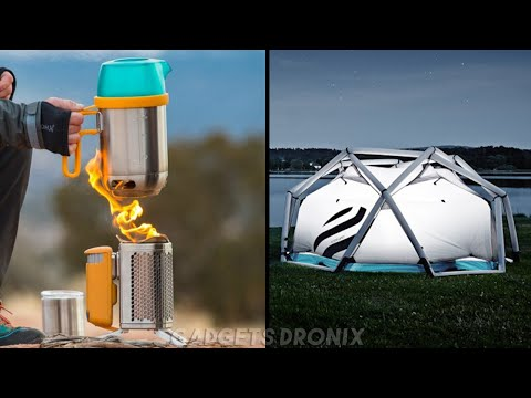 8 Best Camping Gear & Gadgets On Amazon 2020