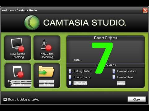 Camtasia7