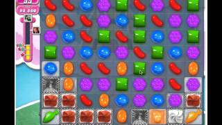Candy Crush Saga Level 290 - 3 Stars No Boosters