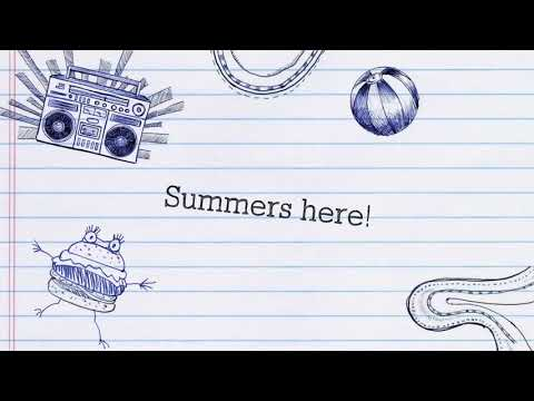 Summer holidays! (Silly trailer) Not a real movie!