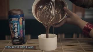 Horlicks Recipe Video- Delicious Chocolate Mug Cake