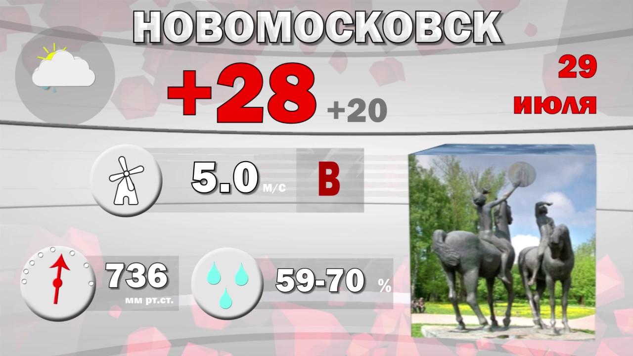 публикации погода в новомосковске на октябрь 2017 средство
