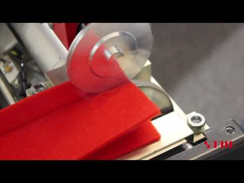 Ultrasonic solutions for textile applications - Sonic Italia