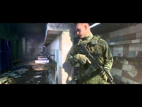 Escape from Tarkov -  Official Announcement Trailer