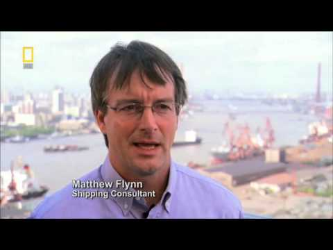 National Geographic Megastructures Deep Ocean Port Documentary 2016