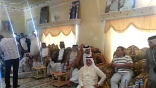 هوسات المهوال عدي الكعـــــــبي في مضيف الشيخ خالد جبر ((منتدى امارة بني كعب))