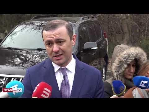 Տեսանյութ.Վրաստանի հետ սահմանի փակման հարց այս պահին չի քննարկվում.Բոլոր տարբերակները սեղանին կան