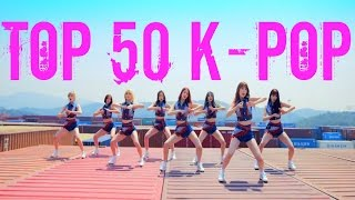 K-POP SONG CHART [TOP 50] JULY 2015 [WEEK 1]