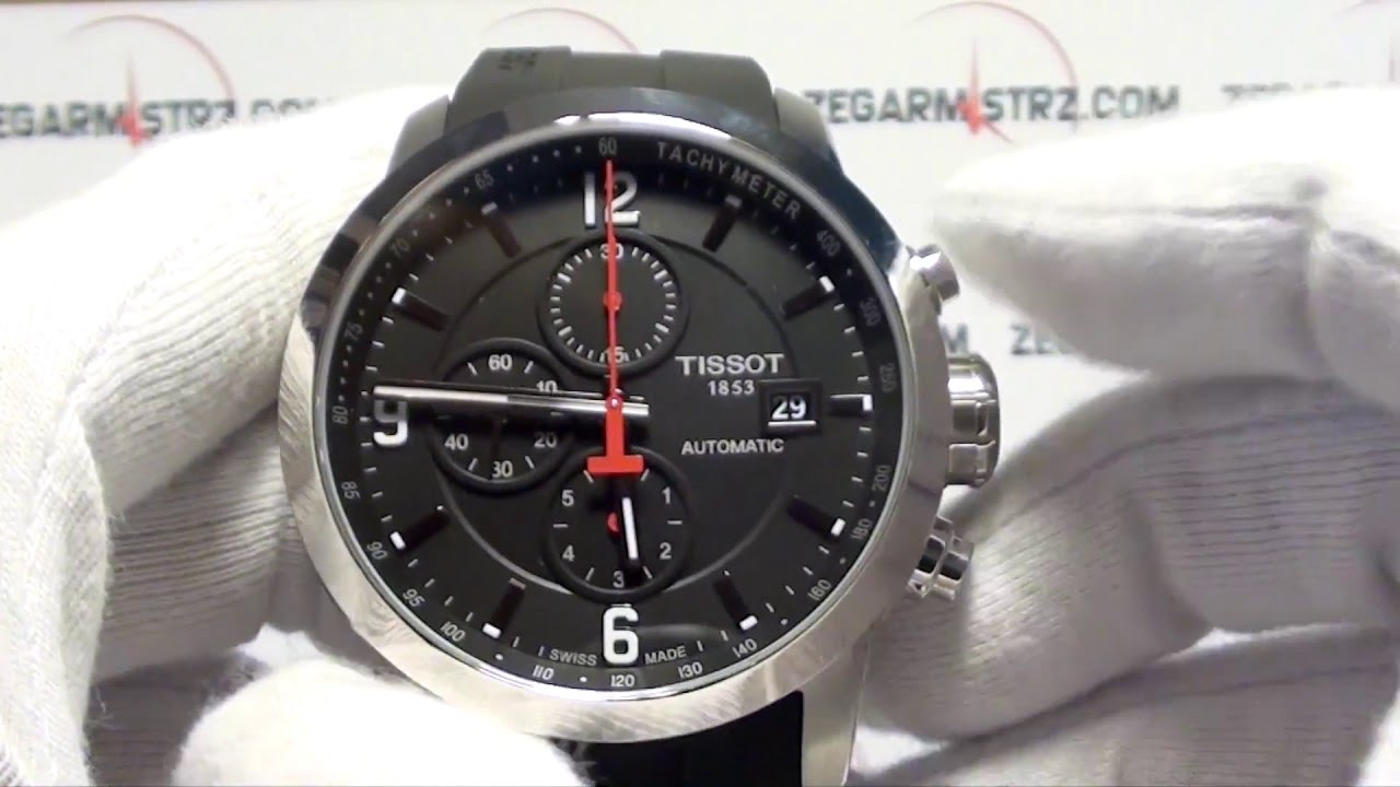 585f7305bb6 Tissot PRC200 Automatic Chronograph T055.427.17.057.00 www.zegramistrz.com