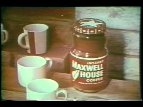 Be A Good Little Maxwell House Wife