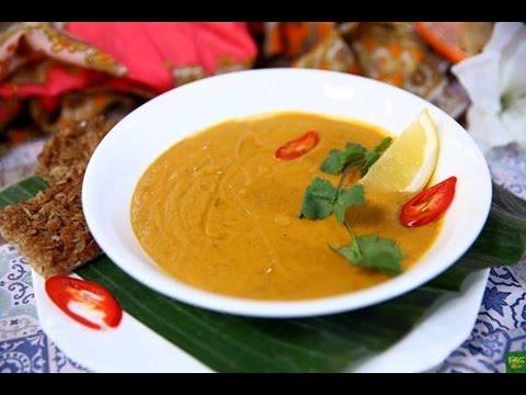 Тыквенный суп с сельдереем - Быстрые рецепты - Готовим вместе