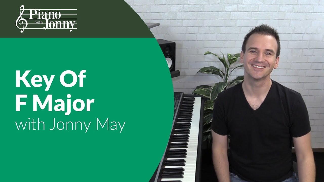 Download Piano Basics: F Major Scale, Fingering, Diatonic Chords, Chord Progressions, & More!