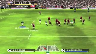 Rugby 08 - Rugby World Cup Final (Ireland)
