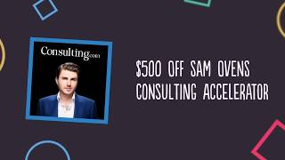 Consulting accelerator get 500 off sam ovens consulting accelerator malvernweather Image collections