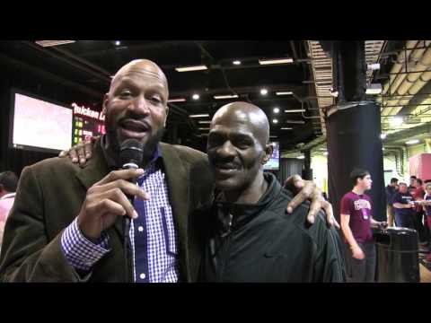 Ron Harper on the best ever.