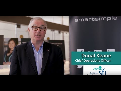 Science Foundation Ireland and SmartSimple