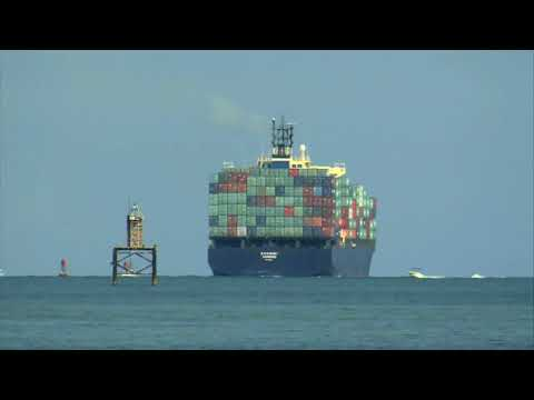 Technology Transformation in Shipping Industry