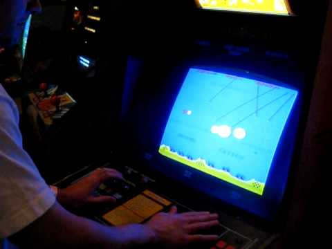 California Extreme - Missile Command