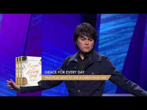 Joseph Prince - Grace For Every Day—Practical Ways To Live A Christ-Filled Life DVD Trailer