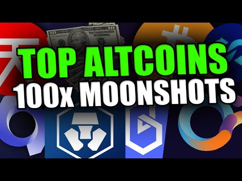 TOP MICRO CAP ALTCOINS WITH 100X POTENTIAL