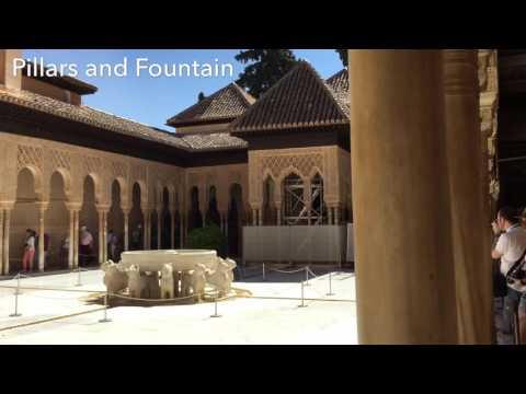 Granada Trip 2016 Spain