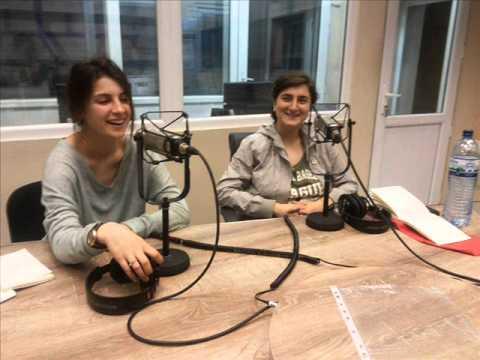 """ანა გზირიშვილი, ნინი ხუროშვილი -""""კატოს საღამოები""""-რადიო იმედი, Radio Imedi Tbilisi"""