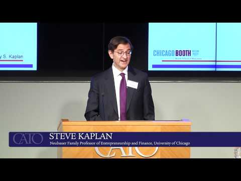Steve Kaplan Discusses CEO Pay