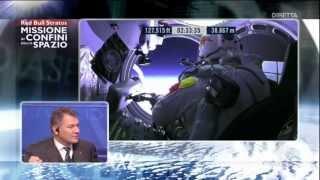 Red Bull Stratos - Felix Baumgartner - Salto da 39000 Metri (ITA)