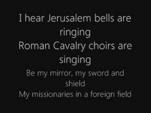 Viva La Vida With Lyrics