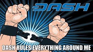 The Dash Digital Cash D.R.E.A.M. - Kurt Robinson Raps