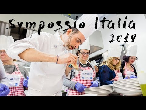 9th Sympossio Greek Gourmet Touring - Italia 2018